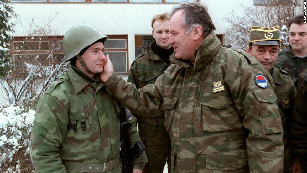 General Slobodan Praljak Video >> Ratko Mladic: Brutal villain to many, hero to others - CNN