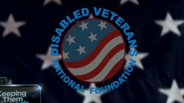 $56 million donated, no vets helped