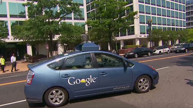 Google Car Driving Too Slowly
