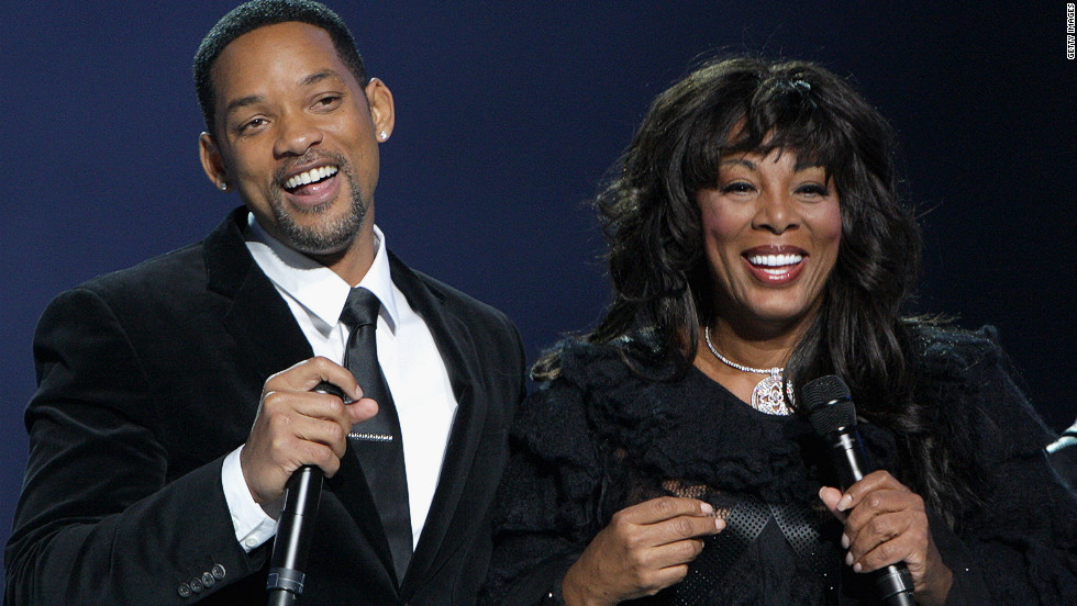 Summer joined Will Smith at the Nobel Peace Prize Concert honoring Barack Obama on December 11, 2009, in Oslo, Norway.
