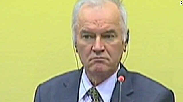 Outer Circle: 'Butcher of Bosnia' trial