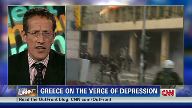 Quest on Greece crisis: Can get 'worse'