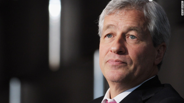 JPMorgan CEO headed for the hot seat