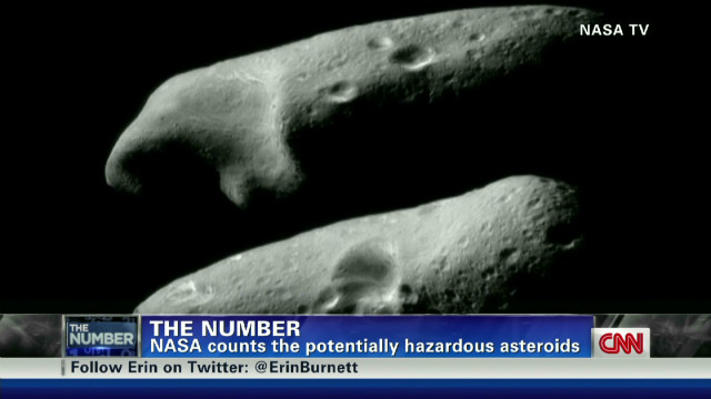 Don't count 'doomsday asteroid' out yet - CNN
