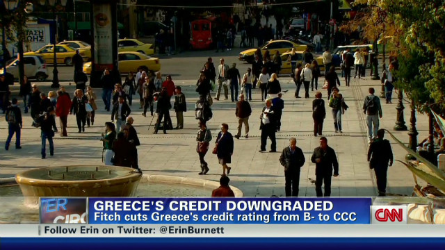 Outer Circle: Greece downgraded