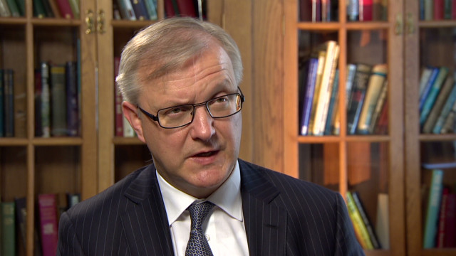 Rehn: Euro is better off with Greece