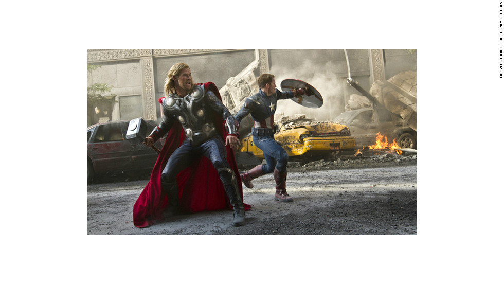"""The Avengers,"" which followed the traditional superhero movie template, was too big to fail."