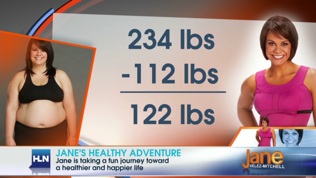 Jane's healthy adventure: Ali Vincent