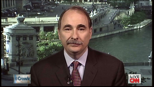 Axelrod on Romney's business record