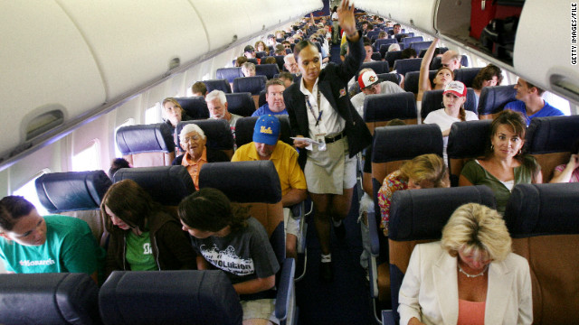 """Spread the seats out, get rid of the flight attendants with an attitude,"" says a CNN.com commenter."