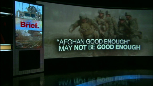 Afghanistan, good enough?