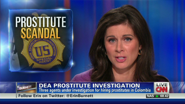 Front Lines: DEA Prostitution Probe