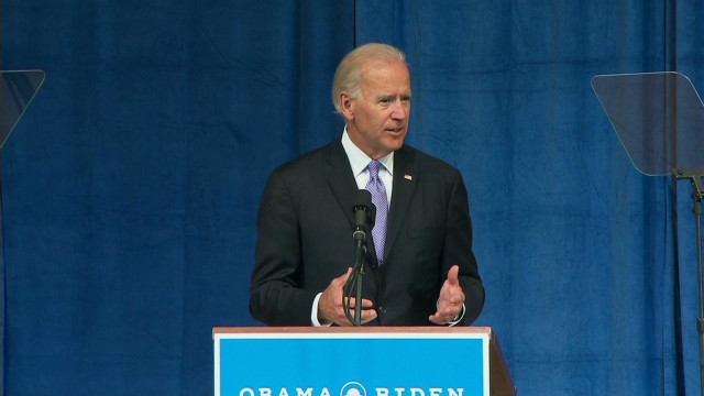 Biden attacks Romney's business skill