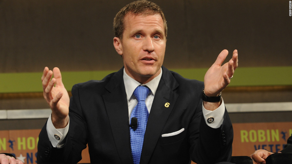 Local Prosecutor Probing Blackmail Allegations Against Missouri Governor