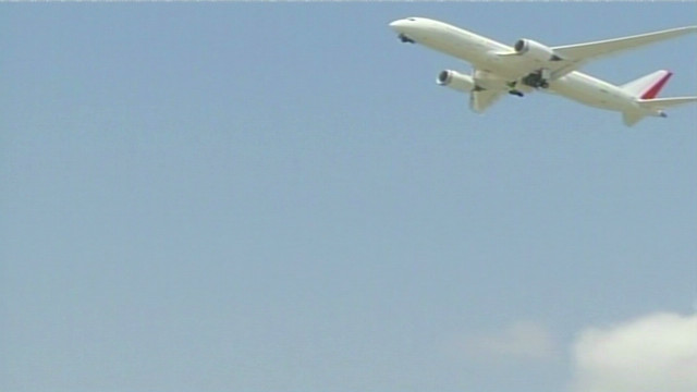 First S.C.-built Dreamliner lifts off
