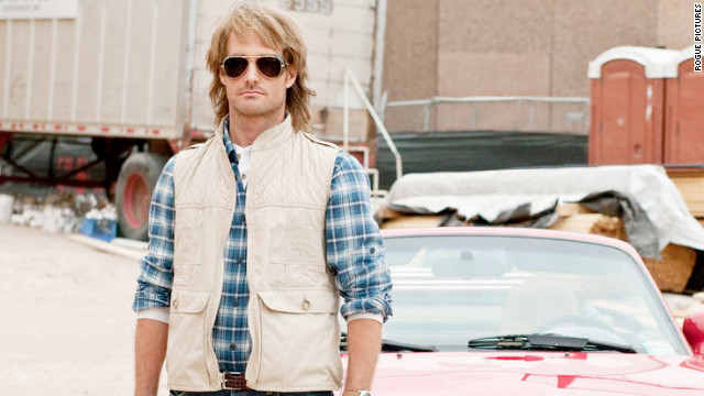 "Will Forte stars as MacGruber in the 2010 movie ""MacGruber."""