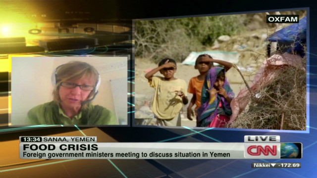 Aid groups call for urgent help in Yemen