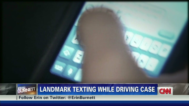 Sued for texting drivers?