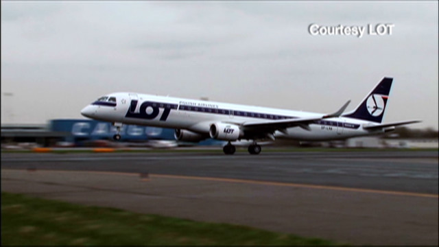 A less turbulent future for Lot Airlines