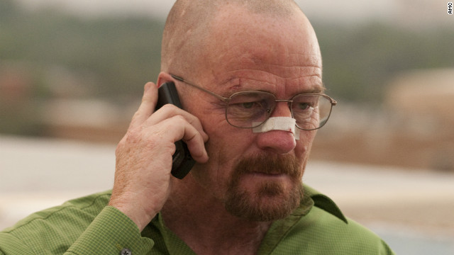"""Breaking Bad's"" Walter White innovates to survive and leave a legacy but then goes on to create an empire."