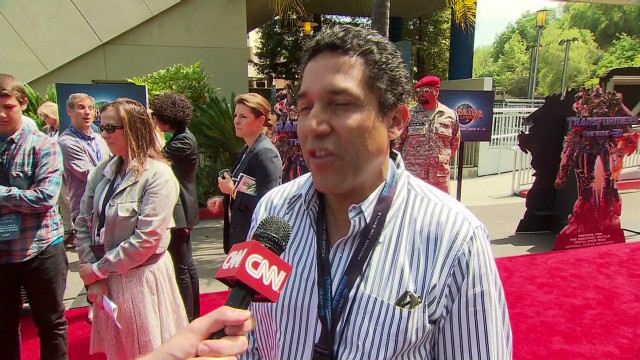 'Office' star on playing Jose Baez