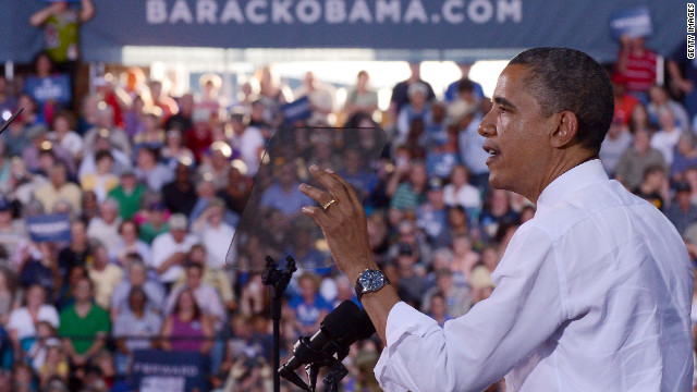 Obama: Romney's 'cow pie of distortion'