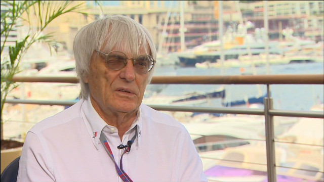 Ecclestone: F1 secure until 2020