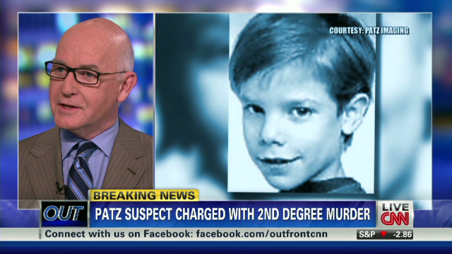 Suspect charged in Etan Patz case