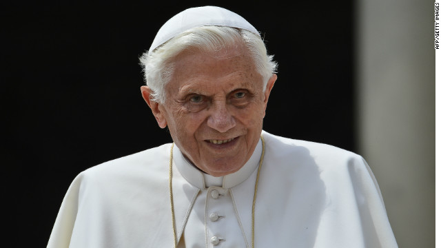 "Pope Benedict XVI is said to be ""saddened"" by news of the arrest."