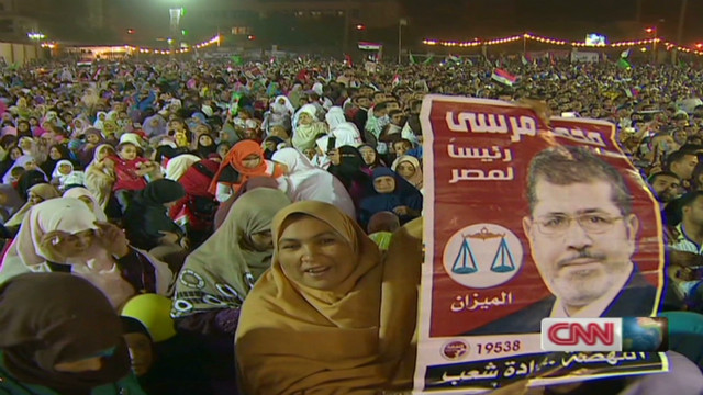 Disillusion in Egypt vote