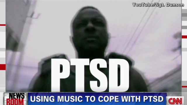 Music as a way to cope with PTSD