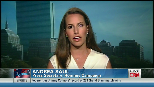 Saul: Romney learned from his mistakes