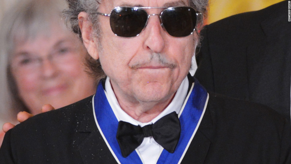 Bob Dylan's poetic lyrics worked considerable influence on the civil rights movement in the 1960s and is still very influential in American culture today.