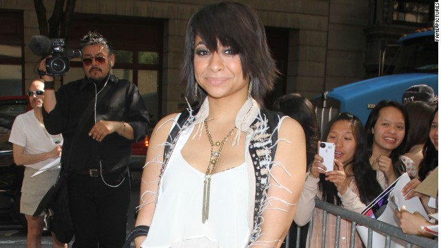 "Raven-Symone visits ""Live With Kelly"" in New York City."