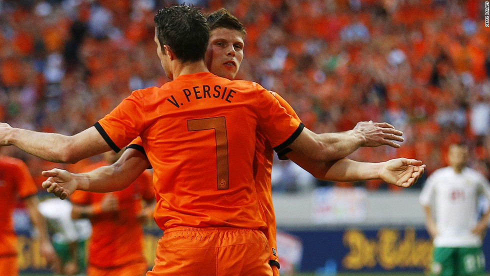 Netherland's Robin van Persie enters the four-yearly tournament off the back of a prolific season with Arsenal. In addition to Van Persie's firepower, the Euro 1988 winners also have Schalke hitman Klaas-Jan Huntelaar.