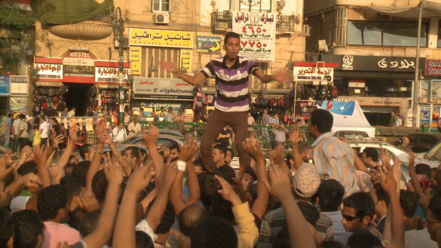 Egyptians angry over runoff candidates
