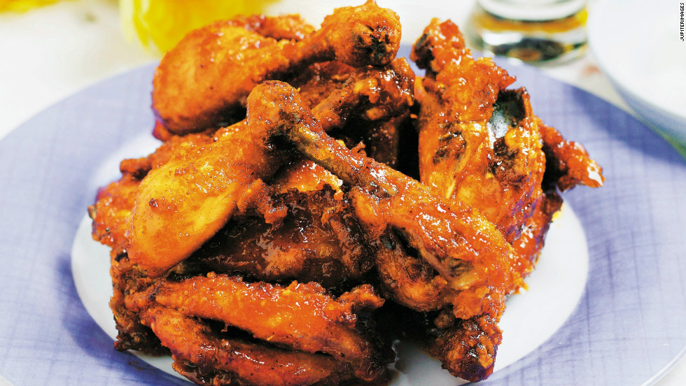 Some wing lovers would stop at nothing to get their fix. In January, 2013, two employees at a cold storage facility in Atlanta used a rented truck and a forklift for a costly chicken wing heist weighing in at 26,000 pounds and worth $65,000. They were subsequently arrested and charged.
