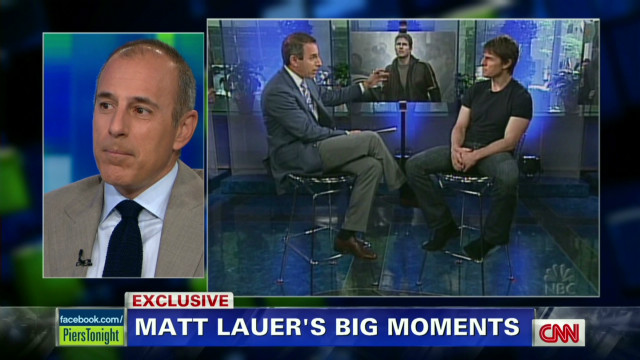 Lauer on infamous interview with Cruise