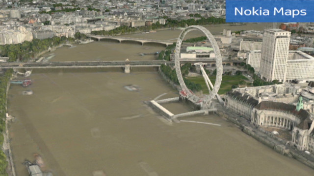 Flyover: Thames Diamond Jubilee pageant