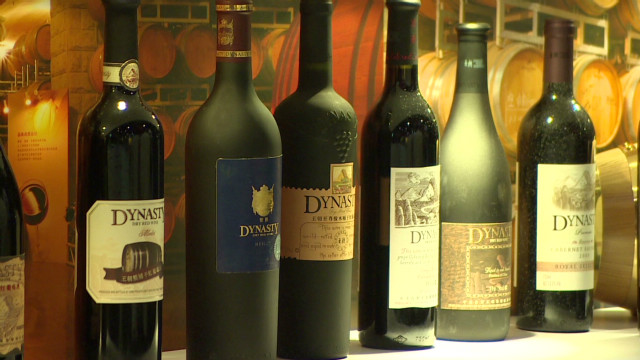 'Grape' expectations for Chinese wine