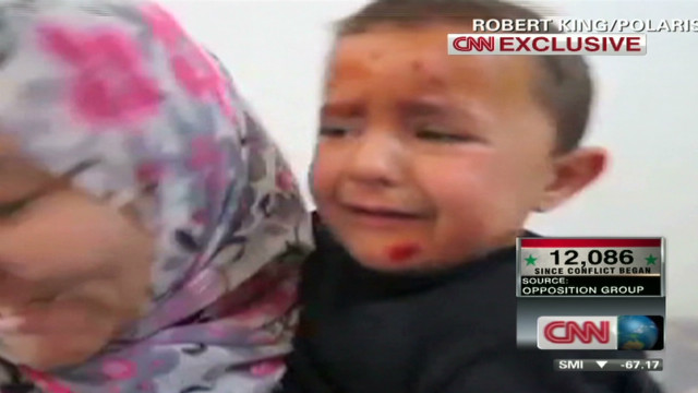 Gruesome video details Syria horror