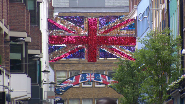 Union Jack is creating big business