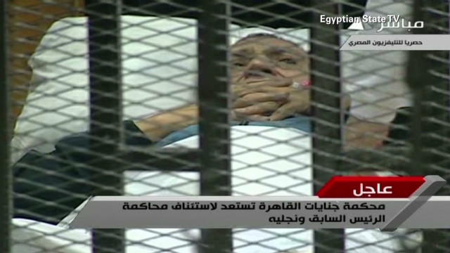 Mubarak verdict coming Saturday