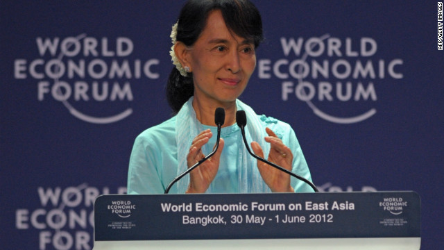 Suu Kyi's 'ambitious' plan for Myanmar