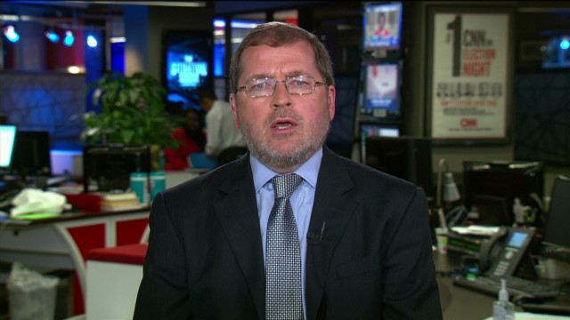 Grover Norquist talks about taxes and Jeb Bush.