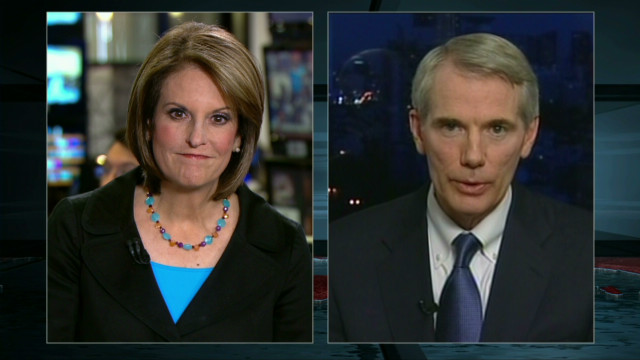 Ohio's Rob Portman talks Iran, Syria