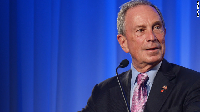 New York Mayor Michael Bloomberg is taking heat for his proposed ban on very large servings of soda.