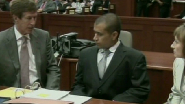 Did Zimmerman and his wife talk in code?