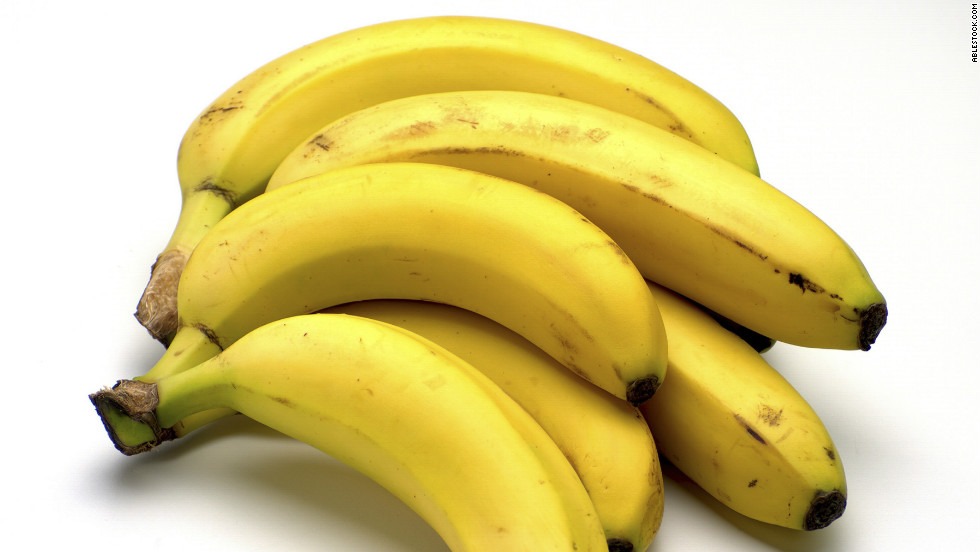 Are bananas bad for me, too?