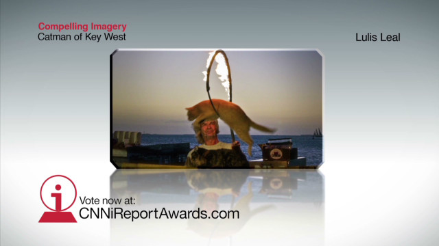 CNN iReport Awards nominees